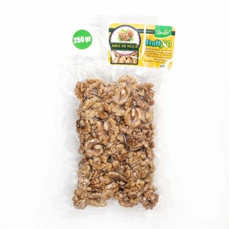Organic walnuts raw, no shell