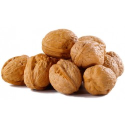 Organic walnuts in shell
